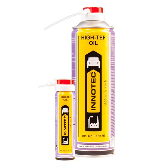 High-Tef Oil