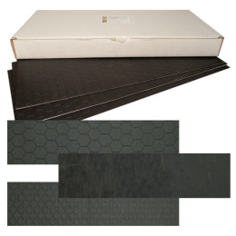 Anti-Vibration Plates (50 x 22,5 cm)